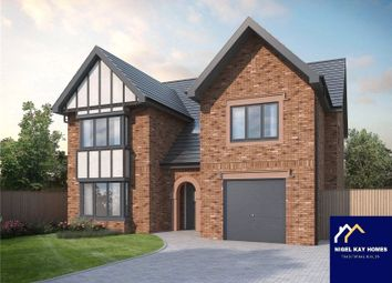 Thumbnail 4 bedroom detached house for sale in Ellis Meadows, Cleator Moor, Cumbria