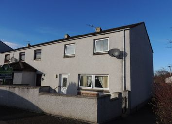 Thumbnail 3 bed terraced house for sale in Schoolbrae, Lhanbryde, Elgin