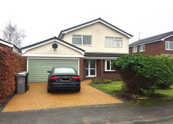 Thumbnail 4 bed detached house to rent in Beechwood, Bowdon, Altrincham