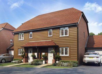 "Thumbnail 3 bedroom terraced house for sale in ""Barwick"" at West End Lane, Henfield"