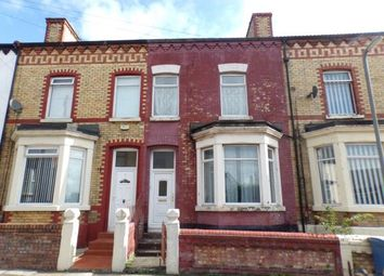Thumbnail 4 bed terraced house for sale in Balmoral Road, Walton, Liverpool, Merseyside