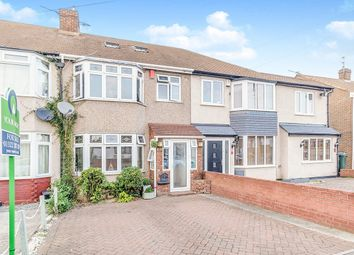 Thumbnail 4 bed terraced house for sale in Fleet Road, Dartford