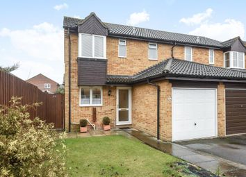 Thumbnail 3 bedroom semi-detached house for sale in Isis Avenue, Bicester