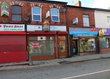 Thumbnail Commercial property to let in Market Street, Market St, Droylsden, Manchester