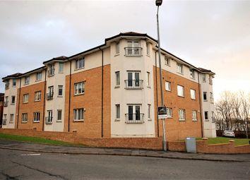 Thumbnail 2 bed flat for sale in Queen Elizabeth Gardens, Clydebank