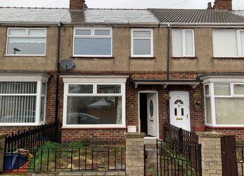 Thumbnail 2 bed terraced house to rent in Gosport Road, Grimsby