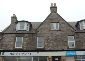 Thumbnail 1 bed flat for sale in West Church Street, Buckie