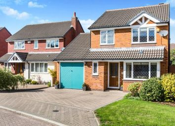 Thumbnail 3 bed detached house for sale in Cedar Close, Middlewich, Cheshire