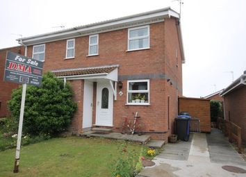 Thumbnail 2 bed semi-detached house for sale in Thorn Tree Avenue, Filey