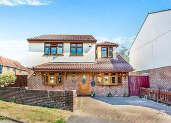 Thumbnail 4 bedroom detached house for sale in Lodge Lane, Collier Row, Romford
