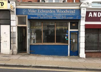 Thumbnail Retail premises to let in Charlton Church Lane, London