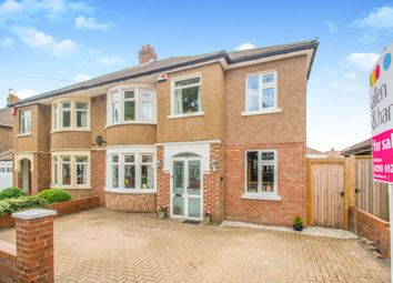 5 bed semi-detached house for sale in St. Anthony Road, Heath, Cardiff CF14