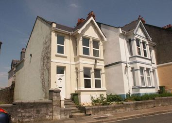 Thumbnail 3 bedroom end terrace house for sale in St. Leo Place, Plymouth