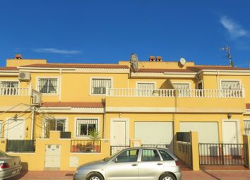 Thumbnail 4 bed town house for sale in San Isidro De Albaterra Valencia, San Isidro De Albaterra, Valencia