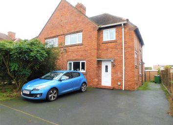 Thumbnail 3 bed semi-detached house for sale in Greensome Lane, Doxey, Stafford