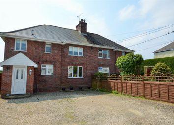 Thumbnail 3 bed semi-detached house for sale in Grosvenor Road, Stalbridge, Sturminster Newton
