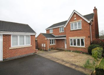 Thumbnail 4 bed detached house to rent in Brewers Way, Mansfield