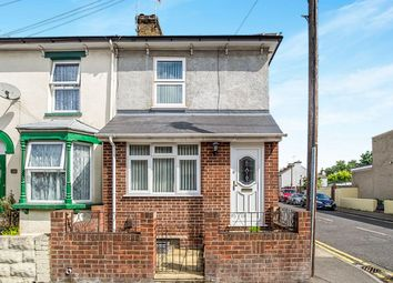 Thumbnail 3 bed terraced house for sale in Railway Street, Gillingham