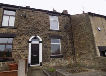 Thumbnail 4 bed terraced house to rent in Buxton Road, Furness Vale, High Peak