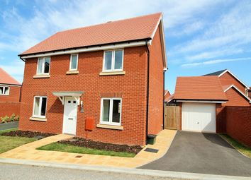 Thumbnail 3 bed property for sale in Farm Park, Cranbrook, Exeter