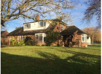 Thumbnail 5 bed equestrian property for sale in Parsons Hill, Colchester