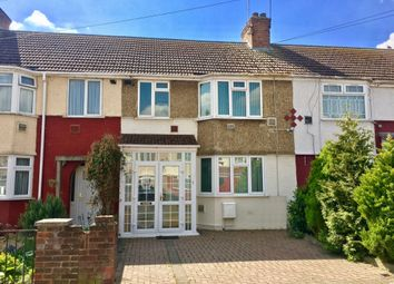 Thumbnail 3 bed terraced house for sale in Waye Avenue, Cranford