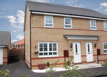 3 bed semi-detached house for sale in Drawbridge Avenue, Pontefract WF8