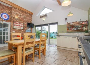 Thumbnail 5 bed bungalow for sale in Back Road, Wenhaston, Halesworth