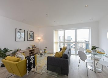 Thumbnail 2 bed flat for sale in Masters Court, Lyon Square, Harrow, London