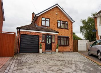 Thumbnail 3 bed detached house for sale in Rabown Avenue, Derby
