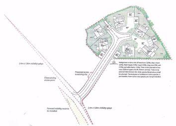 Property for sale in Building Land Adjoining Brynfedwen, Llanwddyn SY10