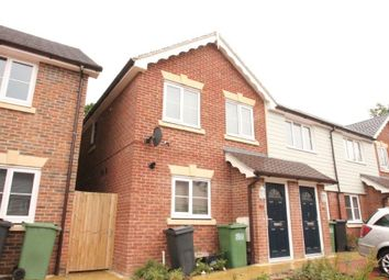 Thumbnail 3 bed terraced house to rent in Endeavour Way, Hastings
