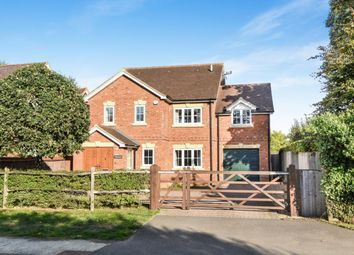 Thumbnail 4 bed detached house for sale in Winnersh, Wokingham