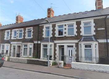 Thumbnail 3 bed terraced house to rent in Cottrell Road, Roath, Cardiff