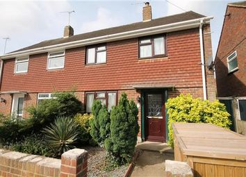 Thumbnail 3 bed semi-detached house to rent in Princes Way, Canterbury
