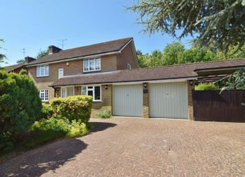 Thumbnail 4 bed detached house for sale in Nairdwood Close, Prestwood, Great Missenden