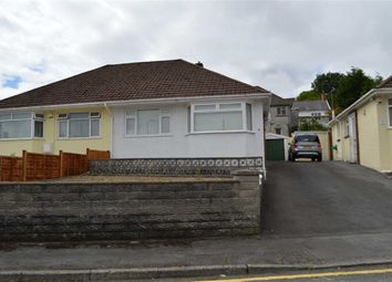 Thumbnail 2 bedroom semi-detached bungalow for sale in Alden Drive, Swansea