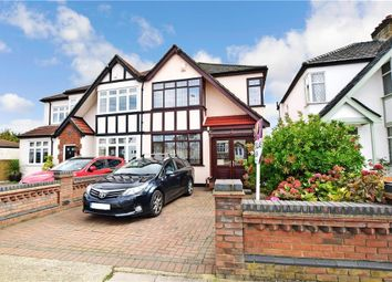 Thumbnail 3 bed semi-detached house to rent in Suttons Lane, Hornchurch