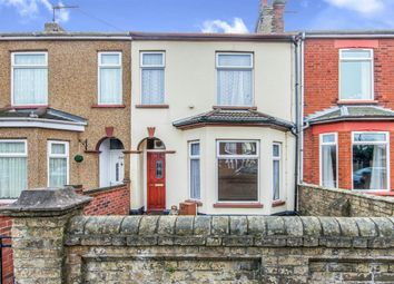 Thumbnail 3 bedroom end terrace house for sale in Kelly-Pain Court, St. Margarets Road, Lowestoft
