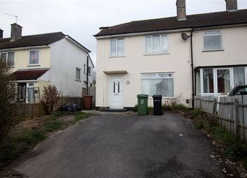 Thumbnail 3 bed end terrace house to rent in Mousehole Road, Paulsgrove, Portsmouth, Hampshire