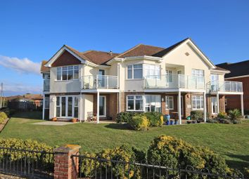 Thumbnail 3 bed flat for sale in Marine Drive East, Barton On Sea, New Milton