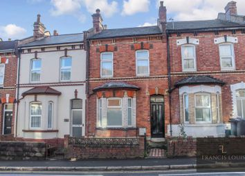Thumbnail 5 bed terraced house to rent in Pinhoe Road, Exeter
