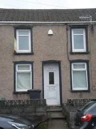 Thumbnail 2 bedroom terraced house to rent in Cardiff Road, Aberaman, Aberdare