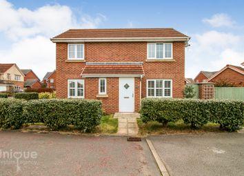 Thumbnail 3 bed detached house for sale in Alder Lane, Thornton-Cleveleys