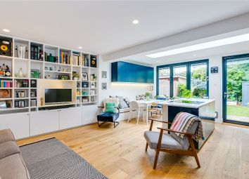 Thumbnail 4 bed terraced house for sale in Barnes Avenue, London