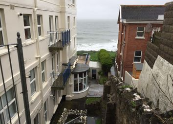 Thumbnail Studio to rent in Devon Beach Apartments, Rockfield Road, Woolacombe, Devon