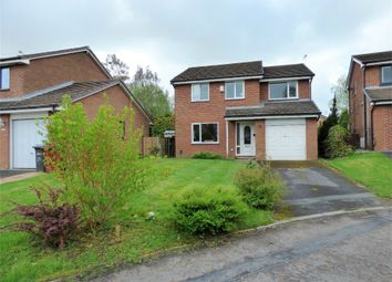 Thumbnail 4 bed detached house to rent in Ontario Close, Blackburn, Lancashire