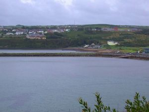 Thumbnail Land for sale in Quay Road, Goodwick, Pembrokeshire