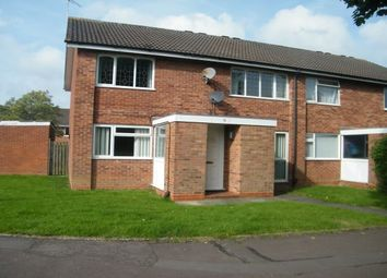 Thumbnail 2 bed maisonette to rent in Leafield Close, Coventry