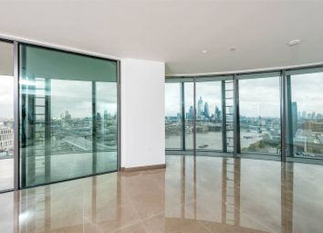 Thumbnail 3 bed flat for sale in One Blackfriars, Upper Ground, South Bank, London